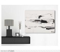 """""""Black on White""""  Sylwia Synak"""