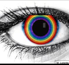 Curso introducción diversidad sexo-afectiva y de géneros. Contenidos:   Modelo binarista de sexualidad: marco ideológico sociocult... - Uolala Transition Words, Lgbt, Eyes, Color, Model, Frases, Equality, Beauty, Drawings