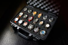Martinator Watch Cases
