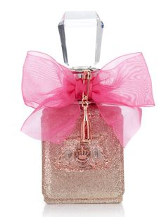 Viva La Juicy Rose Juicy Couture perfume - a new fragrance for women 2015