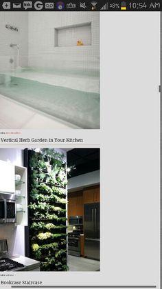 Vertical Herb Gardens On Pinterest Vertical Gardens