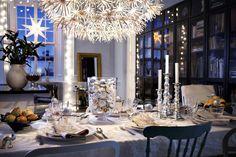 Cómo tener una mesa elegante esta Navidad  - http://decoracion2.com/como-tener-una-mesa-elegante-esta-navidad/68138/?utm_source=smdeco2&utm_medium=socialclic&utm_campaign=68138 #Consejos_De_Decoración, #Decoración_De_La_Mesa_De_Navidad, #Decoracion_De_Navidad