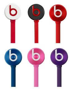 Apple Beats by Dr. Dre urBeats In-Ear Wired Headphones Earbuds  Multi-Color