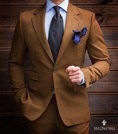 Don't just dress well to impress who's around you, do it to feel good about yourself. #SIGNORI