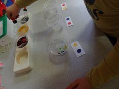 Ontdektafel: kleuren mengen (J.Y.)