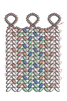 Best Seed Bead Jewelry  2017  An elegant bracelet using the new unique Czech two-hole TWIN seed beads|Pre