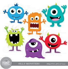 Little Monster Birthday Clipart Cute Monsters Party Silly Funny Png Clip Art Scrapbook Craft Diy Invitation Printables Decor 10103 Monster 1st Birthdays, Monster Birthday Parties, Little Monster Party, Mini Monster, Cute Monsters, Little Monsters, Party Monsters, Cartoon Monsters, Monster Clipart