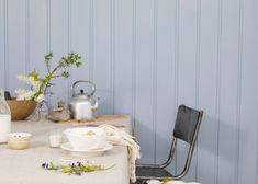 Gutterommet  4109 Gustaviansk Blå