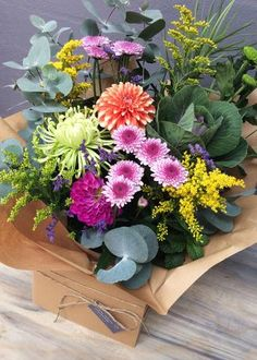 Our bright boxes will put a smile on anyones face. Cheerful and bursting with seasonal...