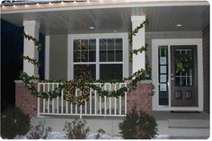 New Post simple front porch christmas decorating ideas