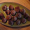 Boulettes de haricots rouges - La Valkyrie Végétarienne