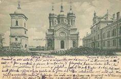 BU-F-01073-5-01138 Institutul teologic din Bucureşti şi biserica Radu Vodă, -1902 (niv.Document)