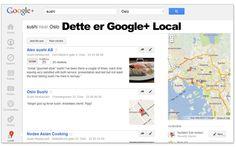 Google+ Local er selve kjernen i Googles lokale søk. #lokalseo #googleplus #søk  Skrevet av Trond Lyngbø Google Plus, Couples, Style, Romantic Couples, Couple
