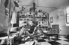 Kurt Vonnegut's Writing Room