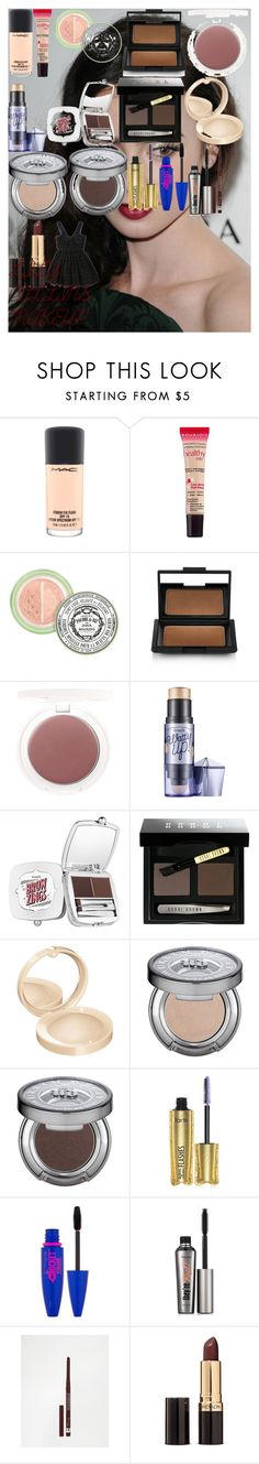 LILY COLLINS MAKEUP by oroartye-1 on Polyvore featuring beauty, Bobbi Brown Cosmetics, Benefit, MAC Cosmetics, NARS Cosmetics, tarte, Urban Decay, Bourjois, Maybelline and Rimmel