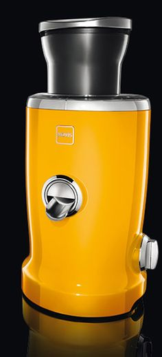 The VitaJuicer is a multi-functional juicer, citrus press and smoothie maker from Switzerland. It features three patents, including Viatec® technology where the combination of a citrus press and centrifuge disc create a super-smooth, pulp-rich juice that does not quickly separate and retains 20% more nutrients than conventional juicers. The Vita Juicer benefits from a compact and robust design, which is easy to use and keep clean with all elements that come into contact with juice or pulp…