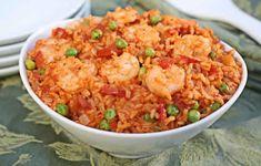 un plat de riz aux fruit de mer pour votre dîner, goûtez la saveur du basmati avec les crevettes avec cette recette très facile à préparer avec votre cookeo.