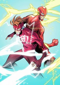 Rate these artworks from 1 to mark is for daily dose of comic memes news and artworks!-Like my posts and Express your opinion in comments! Dc Comics Superheroes, Dc Comics Art, Marvel Dc Comics, Flash Comics, Hq Dc, Wally West, Superhero Design, Marvel Art, Thor Marvel
