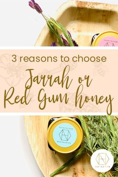We're huge fans of our Jarrah and Red Gum honeys, but not everyone knows why they're better than the rest. Our blog explains three great reasons to choose the antimicrobial honey. For 20% off your first order, please sign up to our newsletter. #honey #luxuryhoney #jarrahhoney #redgumhoney  #nectahive #wellbeing Fake Honey, Best Honey, Australian Honey, Myrtle Tree, Manuka Honey, Sugar Cravings, Bees Knees, Health And Wellbeing