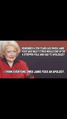Say sorry to Jaime. Lol