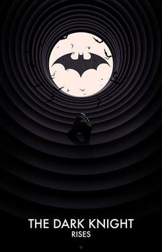 the dark knight rises by Doaly Design Services