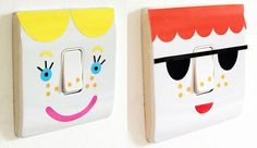 Light Up Your Mood decals – dress-ups for switches!