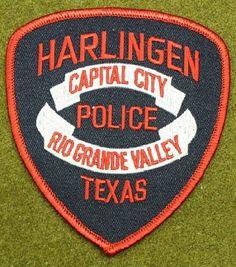 Harlingen PD TX