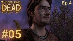 The Walking Dead Season 2: Episode 4 Walkthrough Part 5 - Classic Luke