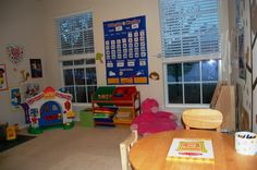 home daycare setup ideas - Google Search