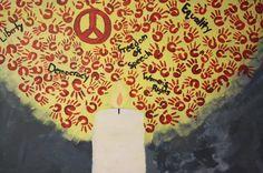 Human Rights art