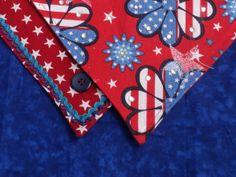 New 4th of July bandannas