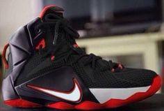 """Nike LeBron 12 """"Bred"""""""