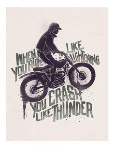 Ideas For Motorcycle Art Design Motorbikes Bike Poster, Motorcycle Posters, Motorcycle Quotes, Motorcycle Art, Bike Art, Motorcycle Wheels, Motos Vintage, Vintage Motorcycles, Harley Davidson Motorcycles