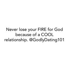 "15.9k Likes, 84 Comments - Godly Dating (@godlydating101) on Instagram: ""No relationship is ""cool"" enough to walk away from God. Don't settle. (Post is a quote from Craig…"""
