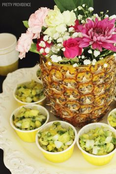 pineapple-party-idea-vase.jpg 585×878 pixels