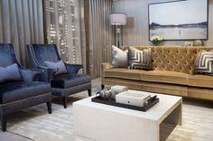 Interior Lifestyle | Luxury Home Design & Decor | Living Room | Bespoke Furniture