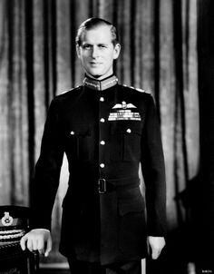 A young duke of edimburg