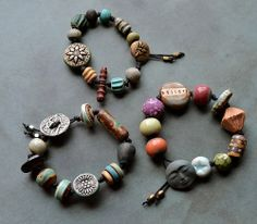 Bracelets by Lorelei Eurto