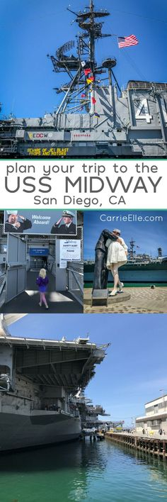 Headed to San Diego? Here's everything you need to know to plan your trip to the USS Midway (especially if you're taking kids).
