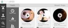 Do tego, by ulubioną muzykę zachowywać w jednym miejscu stworzono Songdrop, czyli internetową fonotekę. http://www.spidersweb.pl/2013/03/songdrop-cala-ulubiona-muzyka-w-internecie-w-jednym-miejscu.html