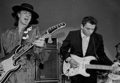 #Stevie Ray Vaughan #Jimmy Vaughan