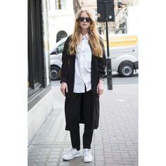 休日の着こなしの参考に。ロンドンから最新ストリートスナップが到着。【Part 1】|ファッション(流行・モード)|VOGUE
