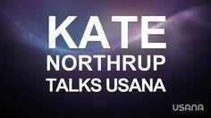 USANA in 8 min: Kate Northrup