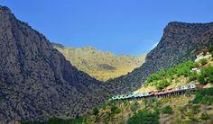Window Into Mountains - A Kurdish Village Between Mountains