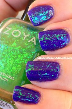 Zoya Opal over Urban Outfitters Bandeau