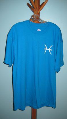Pisces Crossword T-shirt (Front)