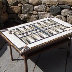 Tile backgammon