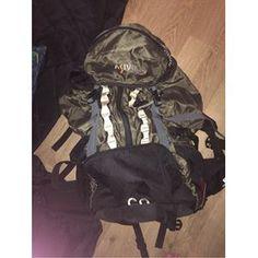 Vandrerygsæk, Asivik, Hej. Sælger min backpacker rygsæk.
