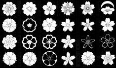 桜紋 - Google 検索