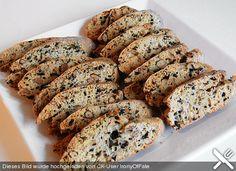 Parmesan - Oliven - Biscotti